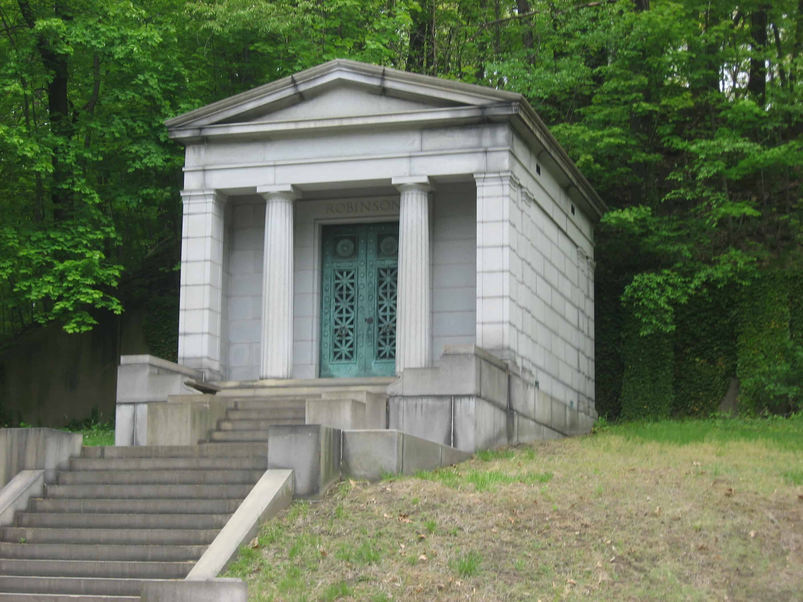 Mausoleums The New Age Of Resting In Style