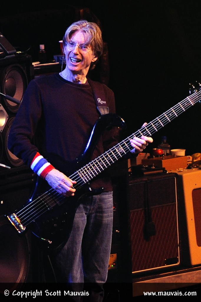 Phil Lesh on New Year's Eve 2008