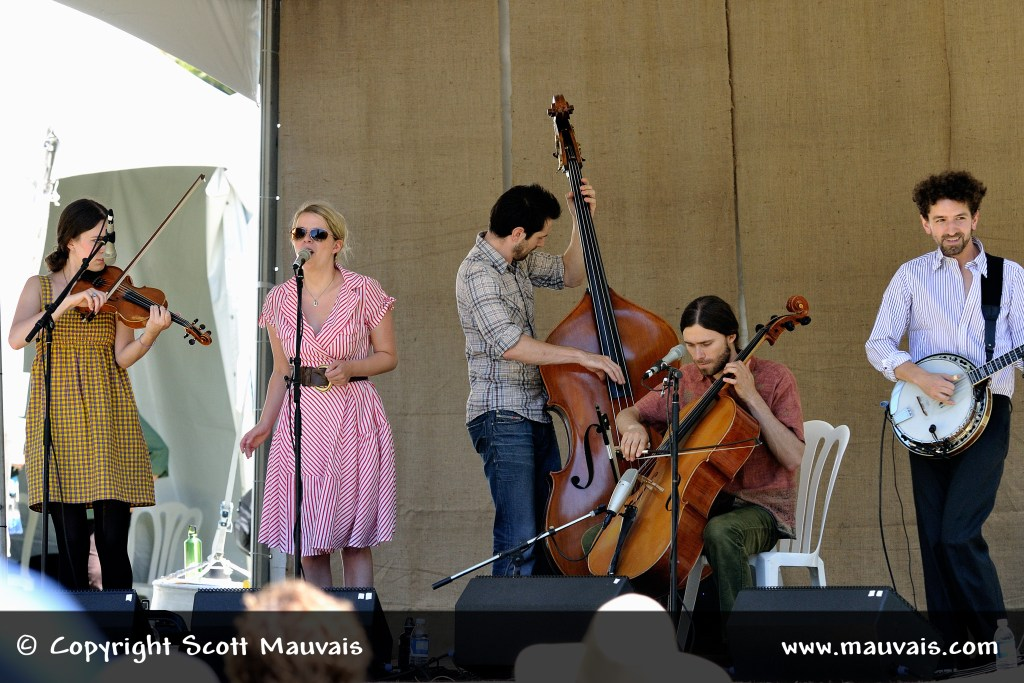 Crooked Still at Bluegrass for the Greenbelt