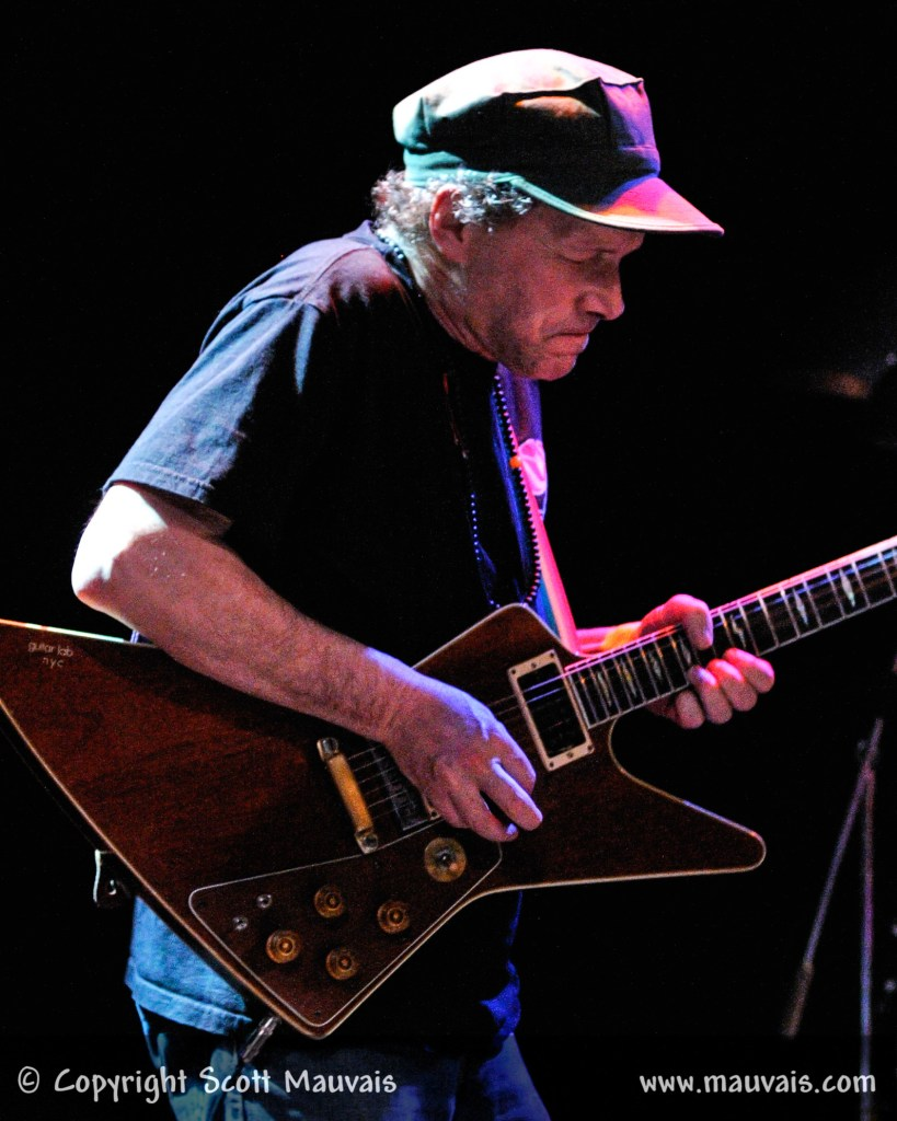 Steve Kimock with Zero at Great American Music Hall 03/04/2011