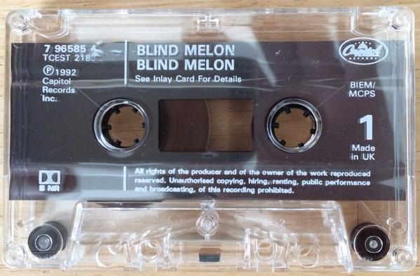 Blind Melon cassette