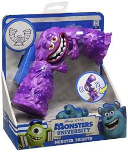 Monsters University – Monster Brights – Sulli – Figurine Veilleuse 19 cm – Parle Anglais (Import UK)
