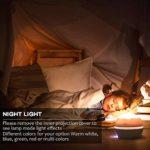 JEANMISS Lumière De Nuit pour Enfants, Projecteur De Lumière De Nuit Étoilée Rotative À 360 ° pour Bébé, Projecteur De Vagues Océaniques pour Décoration De Chambre d'enfants,Rose
