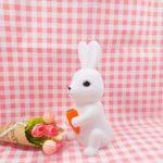 ledmomo Lapin Lapin Veilleuse LED Lampe de Chevet pour chambre d'enfant, chambre, cadeau, Party