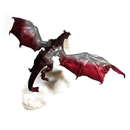 Veilleuse 3D Dinosaure Dragon, Lampe De Table Enfant, Rechargeable