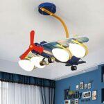 Veilleuse de nuit – Lampe de protection des yeux – Suspension réglable – Pour chambre à coucher, salon, fête de mariage, bar, chambre d'enfant