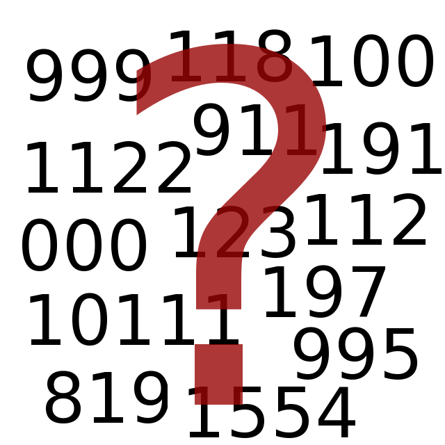 number questions