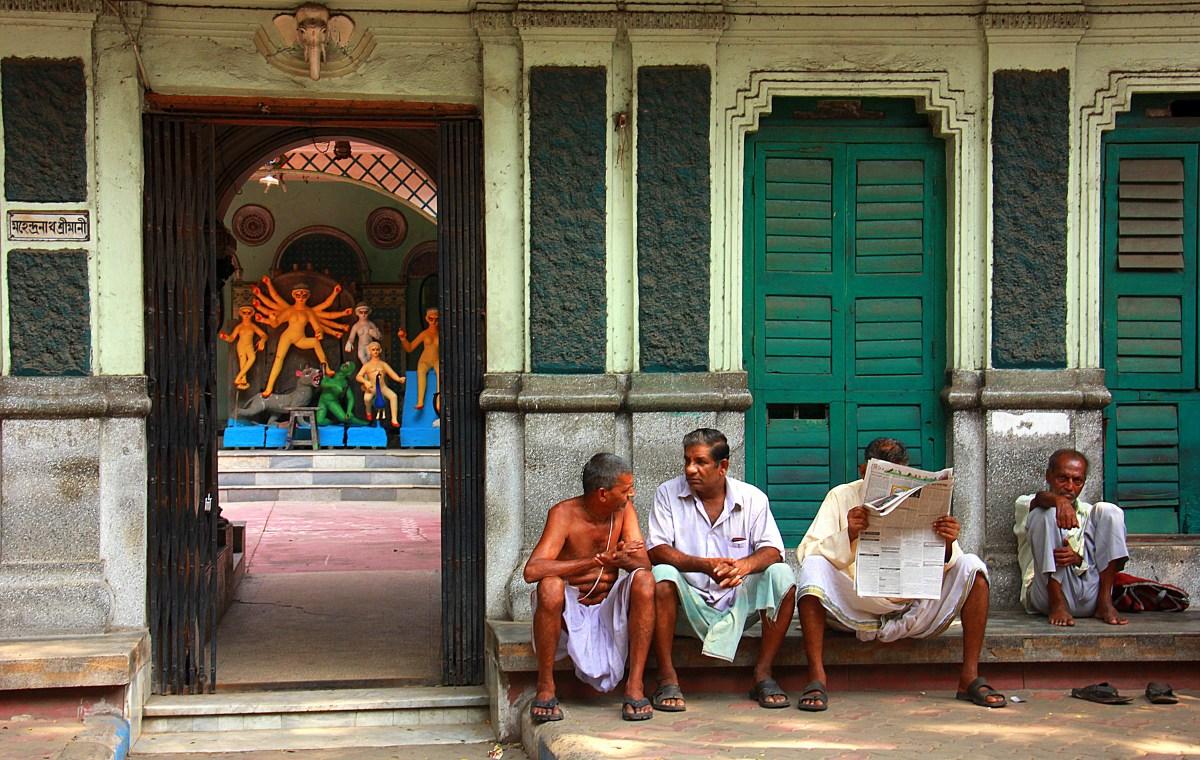 Calcutta is the cultural capital of India