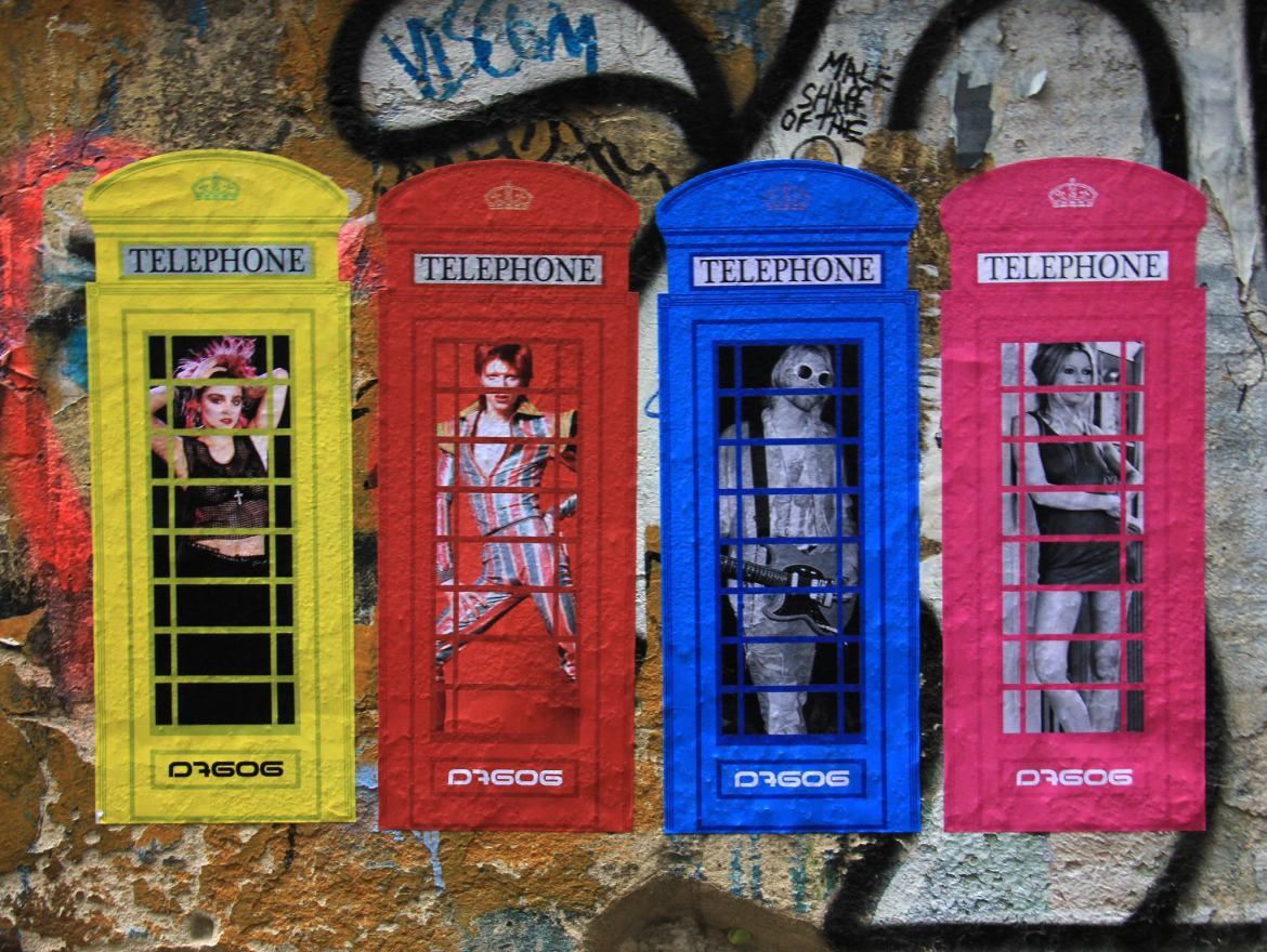 Berlin street art is experimental fun and unrestricted