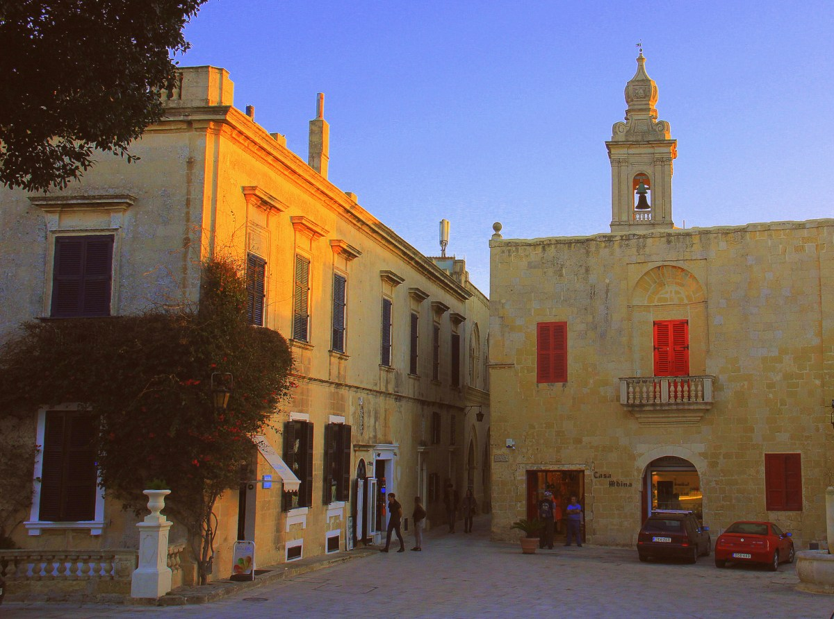 Beautiful St. Paul's Cathedral of Mdina is also a nice museum