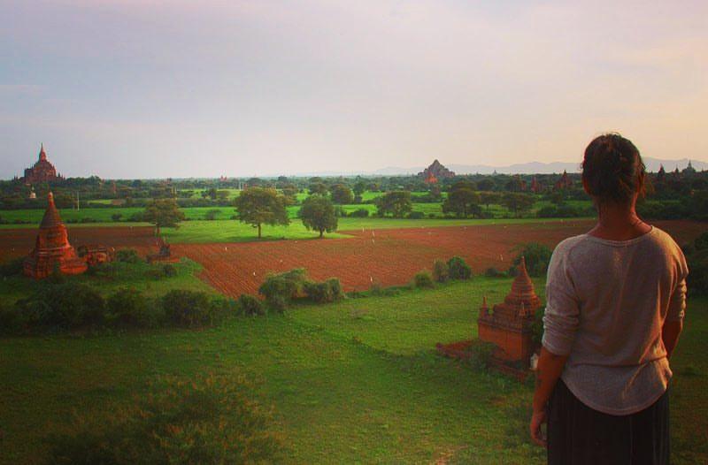 Surreal beauty makes bagan travel so enticing