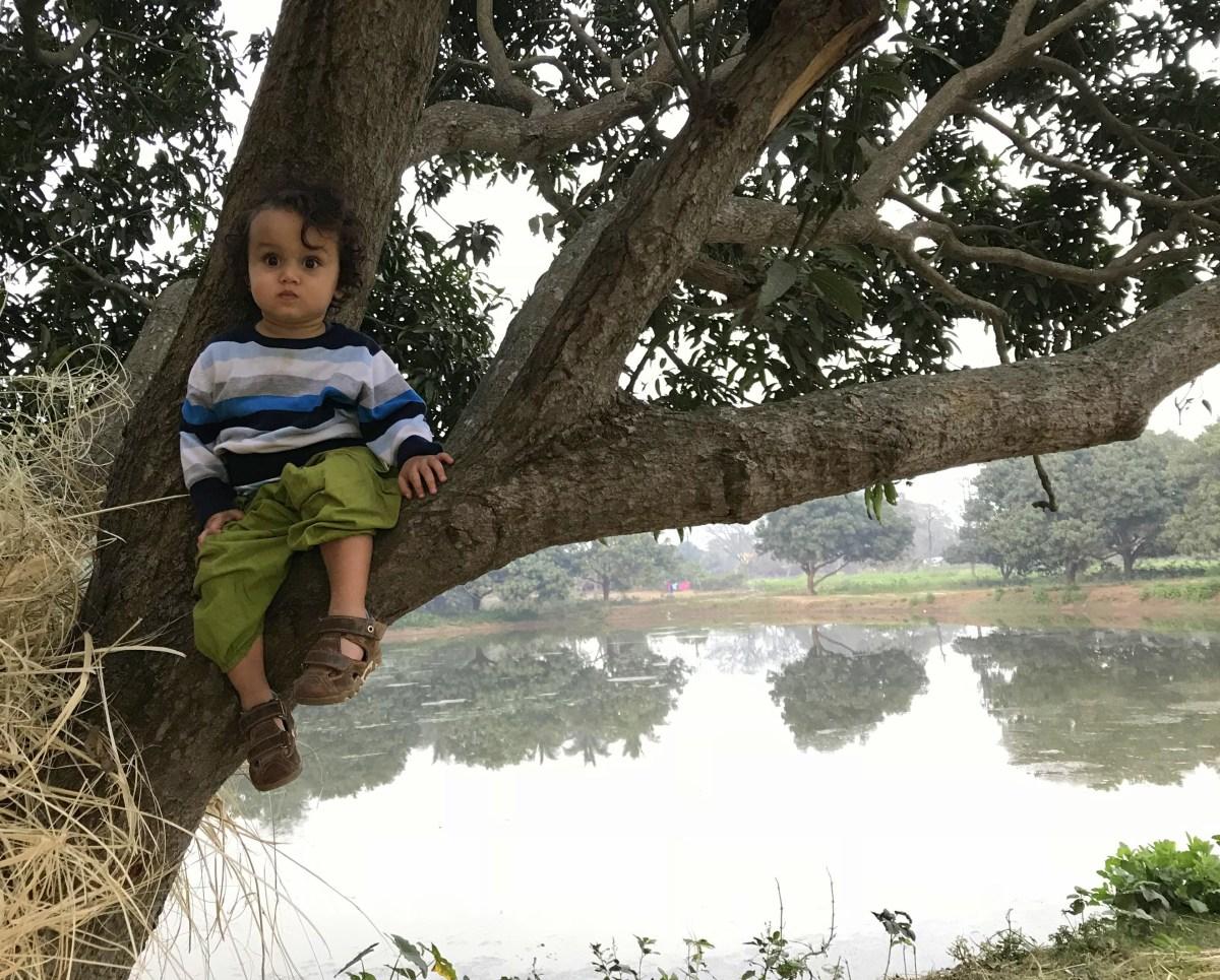 Children friendly getaway around Kolkata includes Amadpur