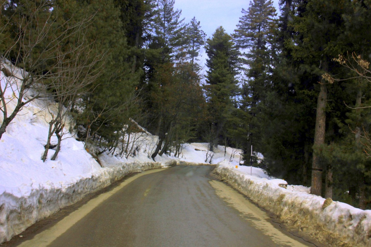 prepare your car tyres for gulmarg winter