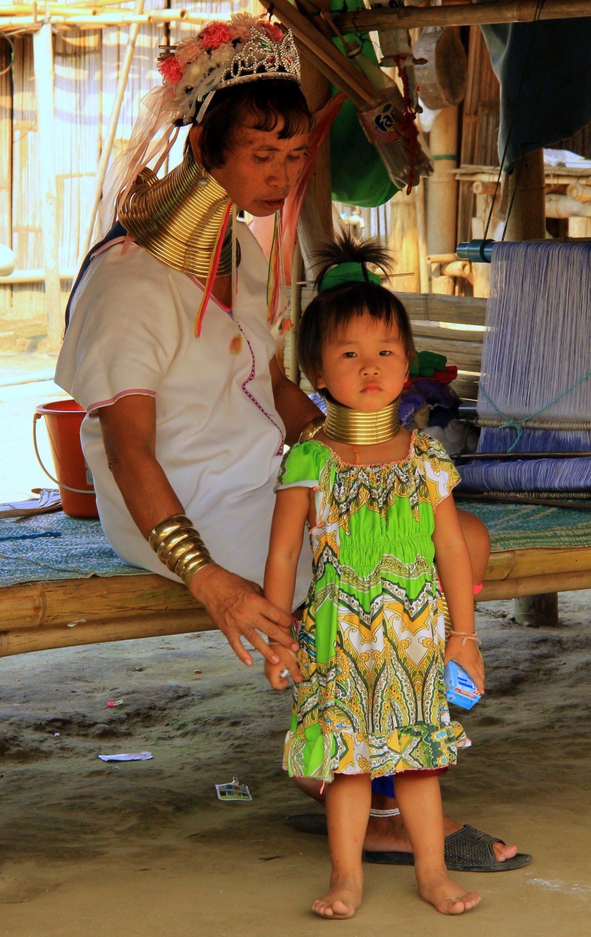 Thai hill tribes tours are often called human zoos