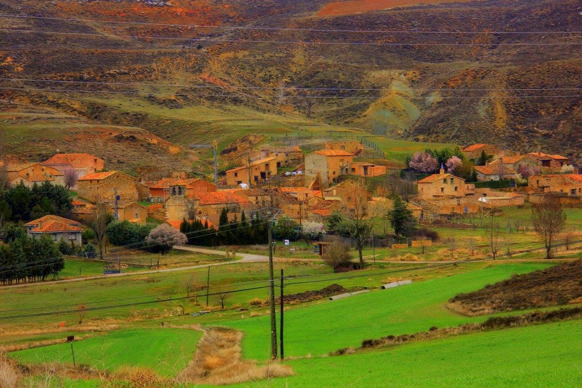 a village in la mancha
