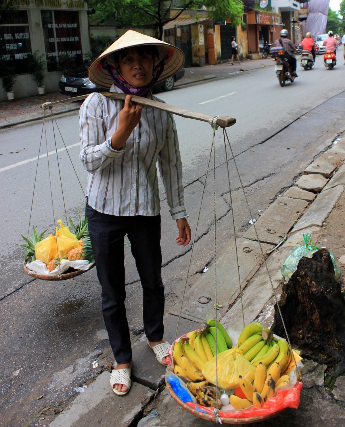 Old Quarter in Hanoi is very photogenic