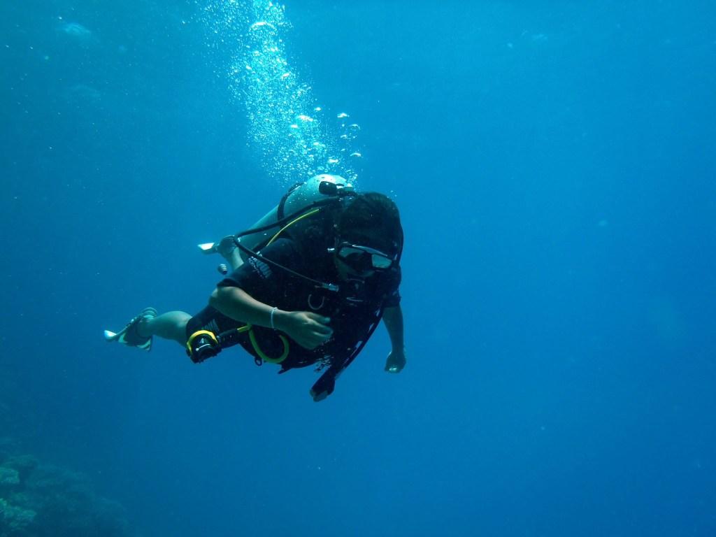 scuba diving in marsa alam