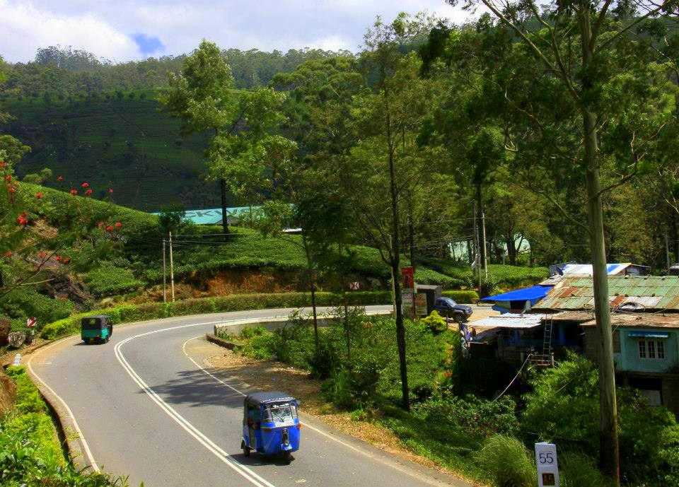 Kandy to Nuwara Eliya is a beautiful intrduction to the hill country