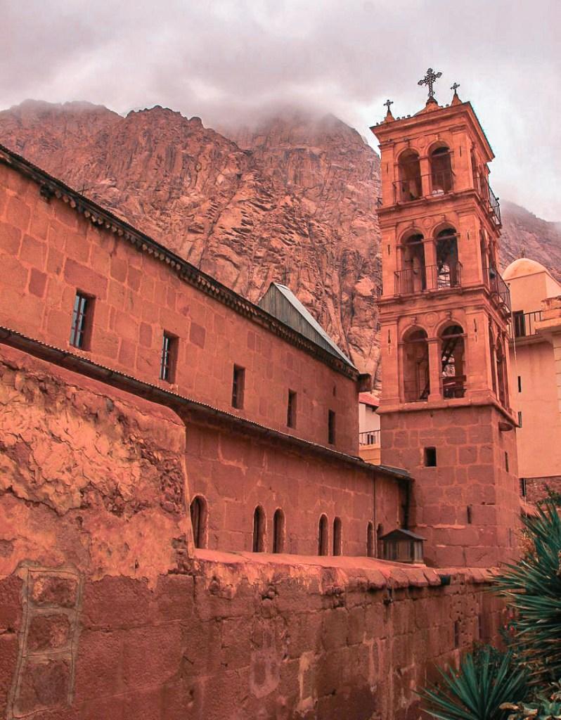 St.Katherine Monastery in Sinai