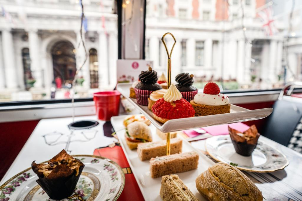 english afternoon tea in london