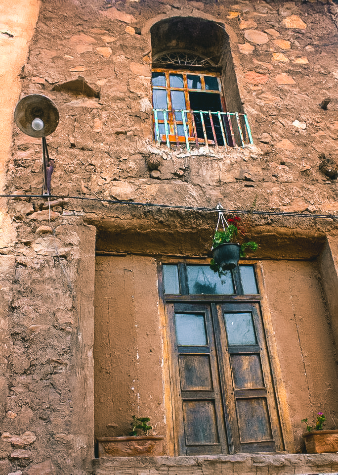 An old house in Qalat
