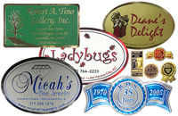Custom Label Stocks For Foil and Embossed Labels