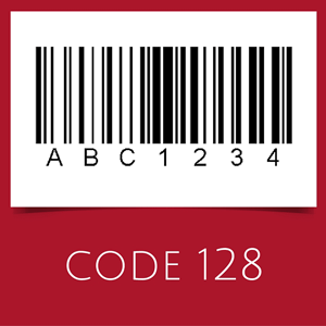 Code 128 barcodes allow for more information than code 39