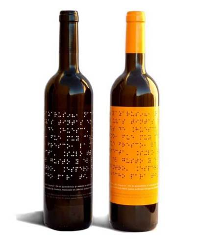 Lazarus Wine creative wine labels