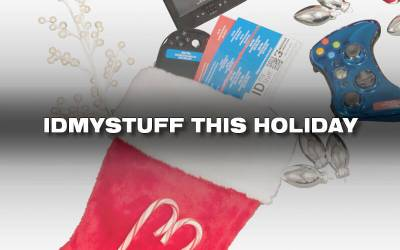 IDmyStuff® for the Holidays