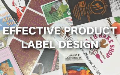 Effective Product Label Design