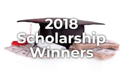 MaverickLabel Scholarship Winners for 2018