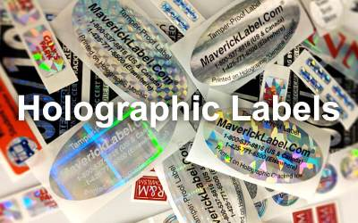 Hologram Labels Are More Than Just Flashy