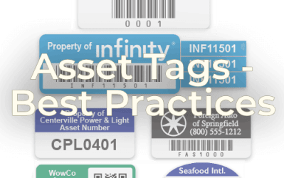 Asset Tags – Best Practices