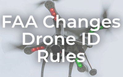 FAA Changes Drone ID Marking Rules