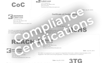 Compliance Certification Requests