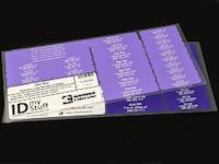 Lavender & purple IDMS