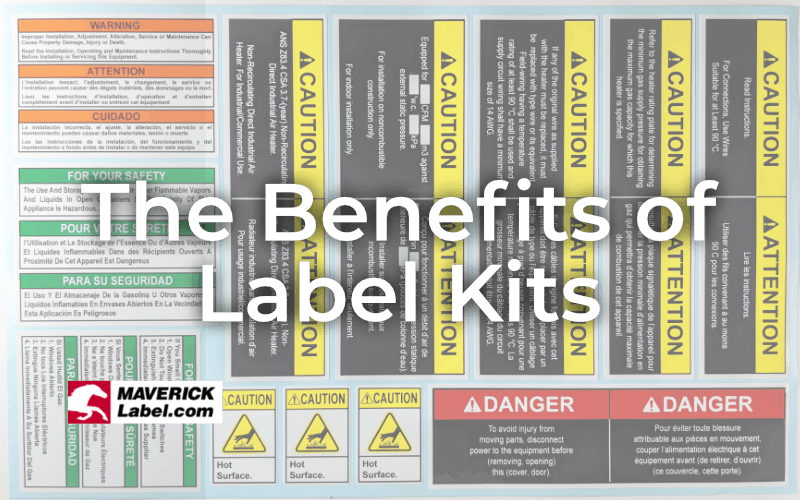 Label Kits: Benefits & Uses