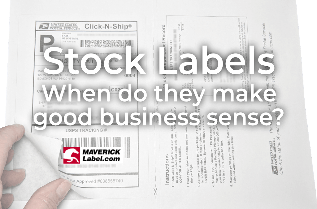 When Do Stock Labels Make Sense?