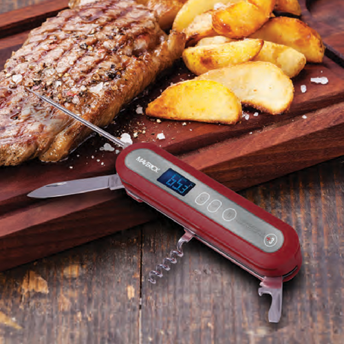 thermocouple digital meat thermometer