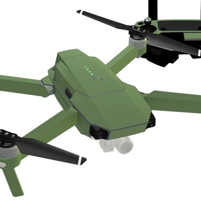 Green Army skin for DJI Mavic Pro