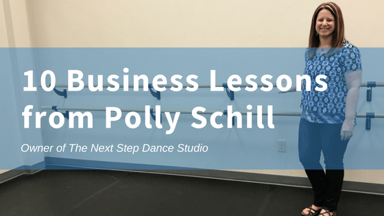 10 business lessons from Polly Schill