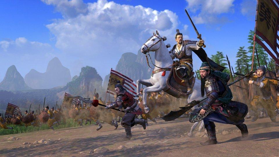 Total War Three Kingdoms incelemesi 007 Total War: THREE KINGDOMS Savaş Oyununu Yükle