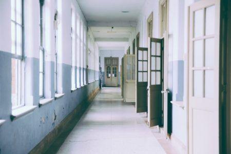 escuela vacía