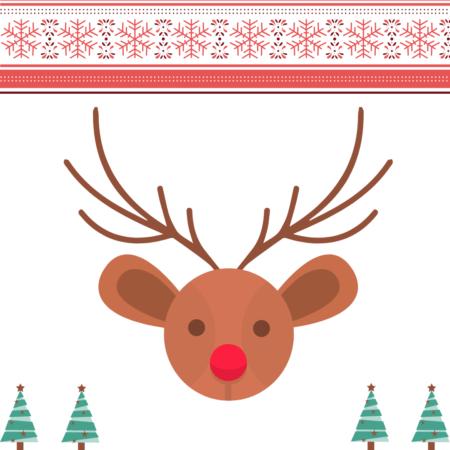 Rudolph el reno de Navidad
