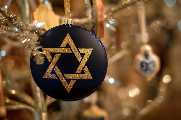 Hebreos, judíos e israelitas. Estrella judía.
