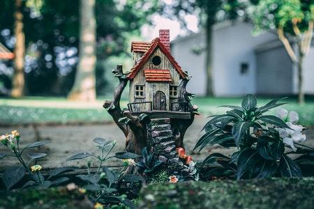 Casa de cuentos de hadas