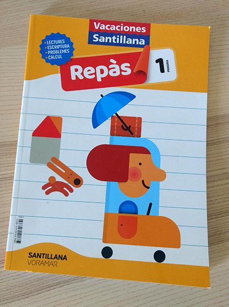 Cuaderno de actividades para niños