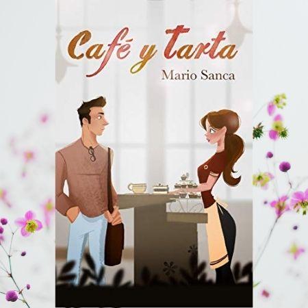 Portada de la novela Café y tarta
