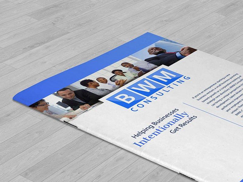 BWM Booklet Brochure Design