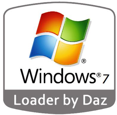 Windows 7 Loader 2 2 2 by Daz ตัว Activator Win7 เป็นของแท้100%